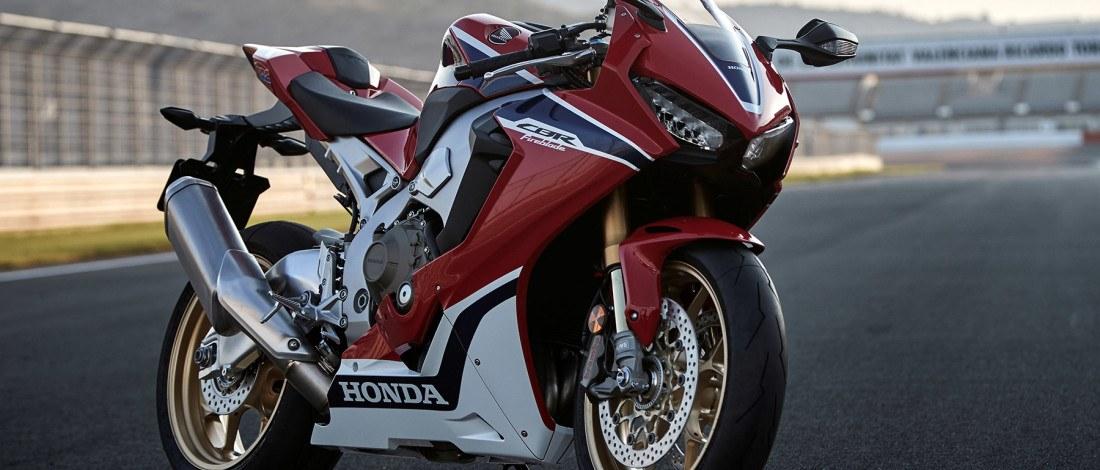 Honda CBR1000RR Fireblade SP 2017