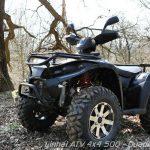 Linhai M550, una ATV muy fiable y equipada