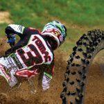 El nuevo neumático Motocross, Geomax MX12 de Dunlop