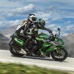 Kawasaki Z1000SX 2018, más agresiva y deportiva