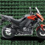 Kawasaki Versys 1000 2017, nuevos colores y mejores prestaciones