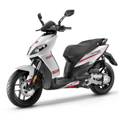 La Derbi Variant Sport ya ha llegado a los concesionarios en su versión de 50 y 125cc