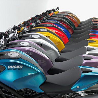 Ducati refuerza su Hyperpromoción Monster