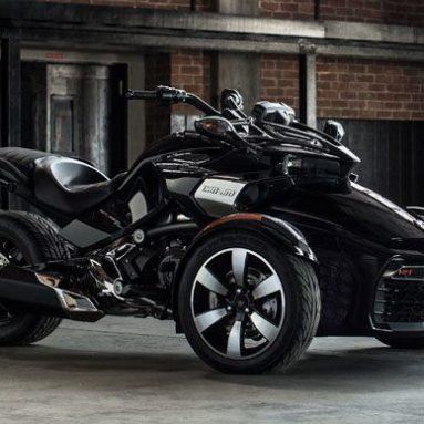 Nuevo Can-Am Spyder F3 para 2015