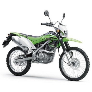 Kawasaki KLX 150 2015