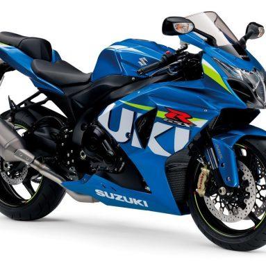 Suzuki prepara una nueva  GSX-R1000