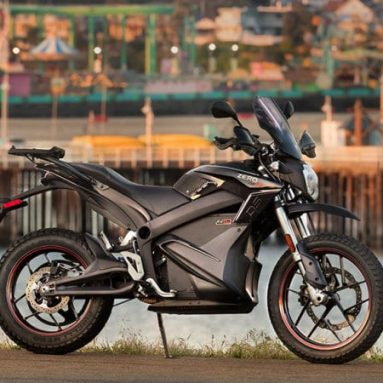 Zero Motorcycles DSR 2016