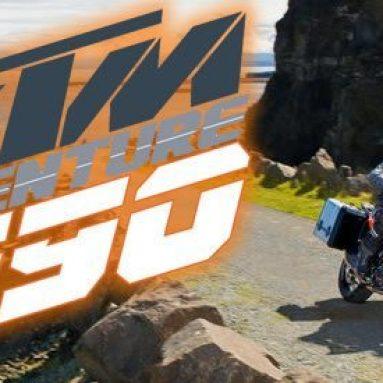 KTM te invita a probar la nueva KTM 1190 Adventure