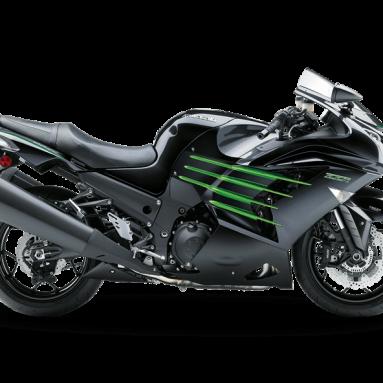 Kawasaki ZZR1400, más potencia y renovación
