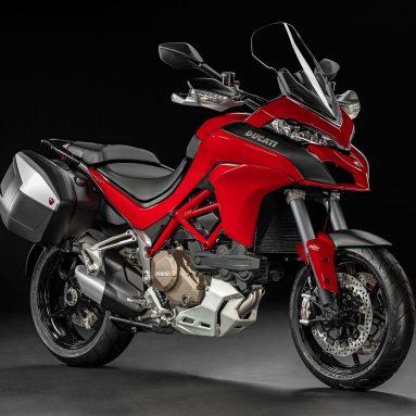 Proceso de montaje de la nueva Ducati Multistrada 1200 en vídeo