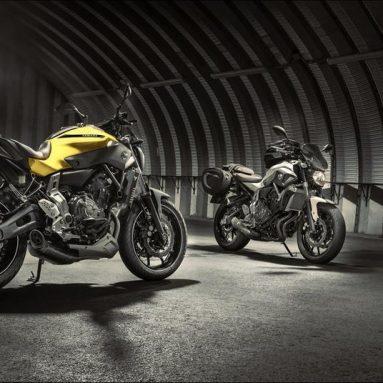 Cazada la futura Yamaha MT-03 en Indonesia