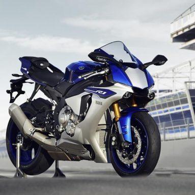 La nueva Yamaha YZF-R1 testada en un banco de potencia