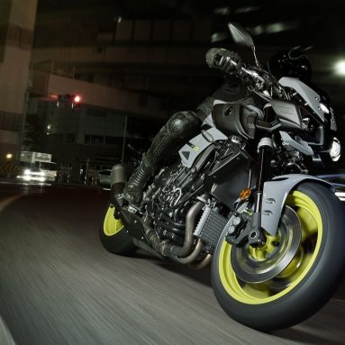 Yamaha MT-10 (2016)