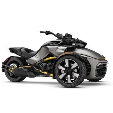 Nueva Can Am Spyder F3 S 2017