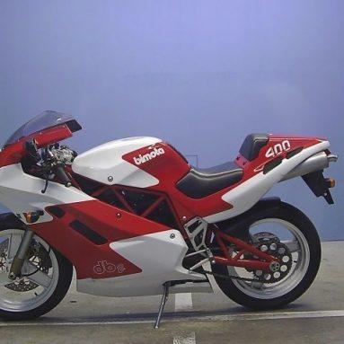 Bimota DB2 400