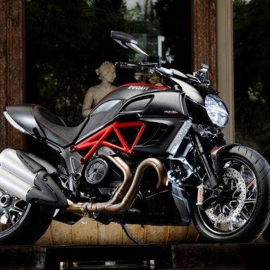Galería de imágenes Ducati Diavel 2013