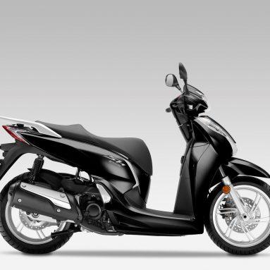 Honda presentará la nueva SH 300i en el Salón de Barcelona 2015