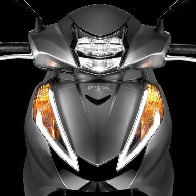 Honda presenta la renovada Scoopy SH300i scooter