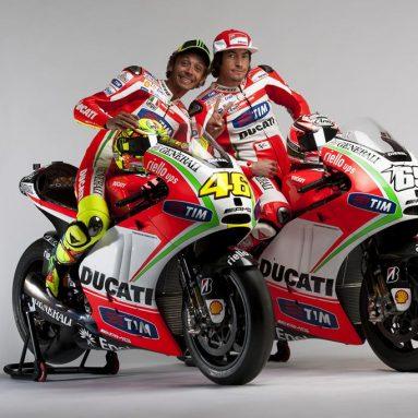 Video de la Ducati Desmosedici GP12