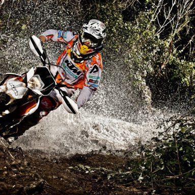 Las primeras KTM EXC 2013 comienzan a llegar a Canarias de la mano de Valsebike