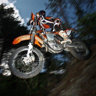 KTM gama EXC 2013