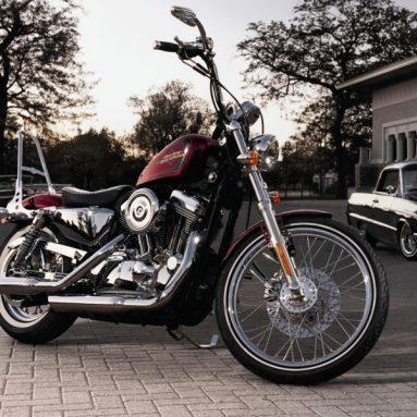 La Harley-Davidson Seventy-Two se recrea un poco más en la cultura custom