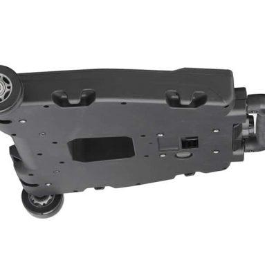 El novedoso sistema Givi S410, maletas con trolley