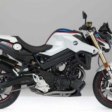 BMW F 800 R 2017, potencia máxima para carnet A2
