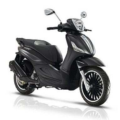 Piaggio Beverly 300 by Police modelo 2016