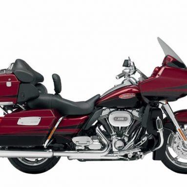 Harley Davidson  cuatro exclusivos modelos de la familia CVO