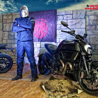 Ducati Monster vs Ducati Diavel