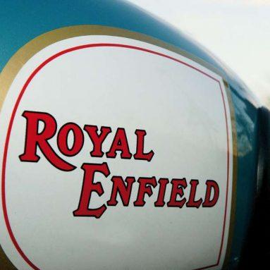 Cazado el supuesto prototipo de la Royal Einfeld Himalayan
