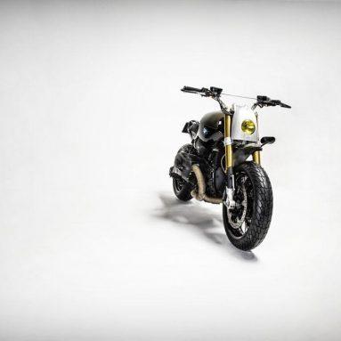 Toys Garage remasteriza la BMW R nineT