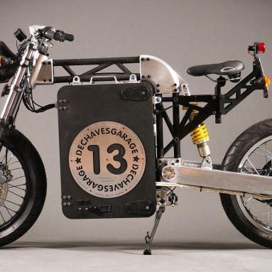 Prototipo eléctrico DeChaves Garage DCH Project