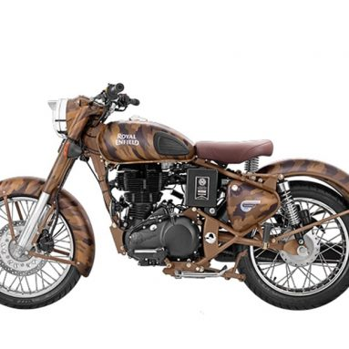 Royal Enfield Limited Edition Despatch 2016