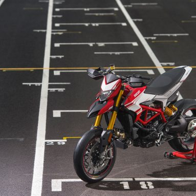 Ducati Hypermotard SP 939 del 2016