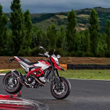Ducati Hypermotard 950 SP 2014: presentada su nueva decoración radical