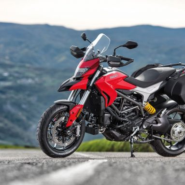 Ducati Hyperstrada 939 del 2016