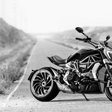 Ducati XDiavel del 2016