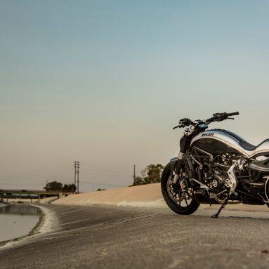 Roland Sans reinterpreta la nueva Ducati XDiavel 2017