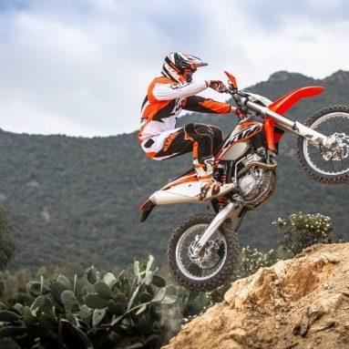 La nueva gama Off Road 2014 de KTM ya está lista