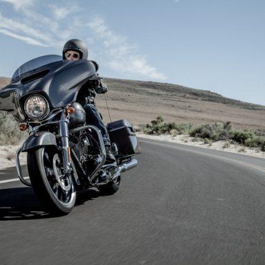 20.000 kilómetros sobre la Harley-Davidson Street Glide 2014