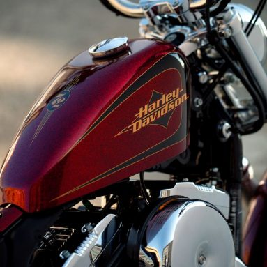 Harley-Davidson Sportster 72