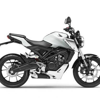 Honda CB125R 2018-2020
