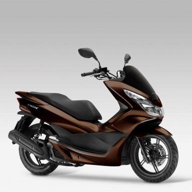 Honda PCX125 2017 homologado para Euro4