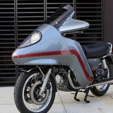 Restauración Moto Guzzi 850T 1975 Superwedge de Moto Borgotaro