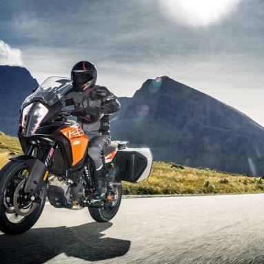 KTM 1290 Super Adventure R y S
