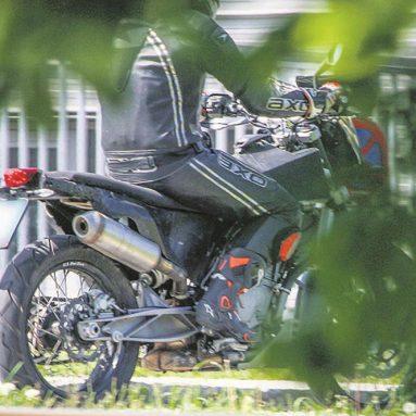 KTM 800 Adventure Modelo 2017