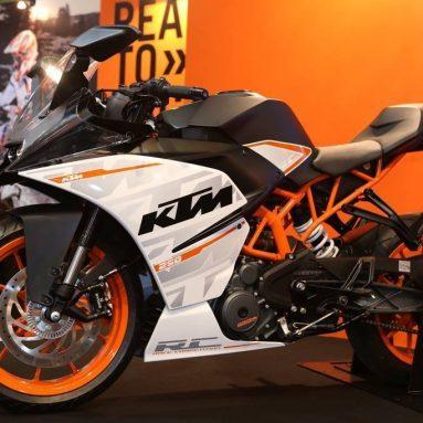 KTM RC 250 2015