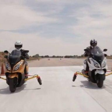 ¿Scooter con o sin ABS? Este video de Kymco te da la respuesta